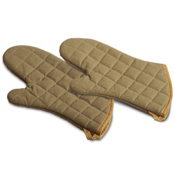 Oven Mitts - Regular Length: 13 inch