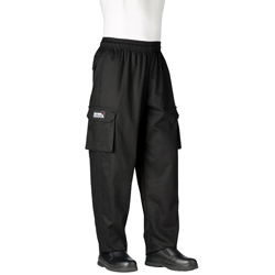 Chef's Cargo Pants - Small