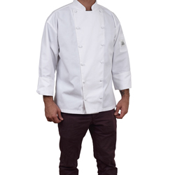 Chef Revival Cheftex White Jacket - Small