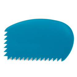 Sawtooth Silicone Decorating Comb