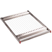 37.5mm Cutting Frame For Confectionary Cutter (Guitar)