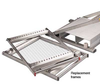 15mm Cutting Frame For B701 Confectionary Cutter (Guitar)
