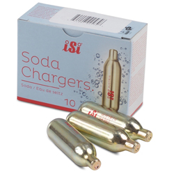 Soda Chargers (Co2)