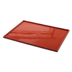 Silicone Pan Liner 13 3/4 inch x 16 3/4 inch x 1/3 inch