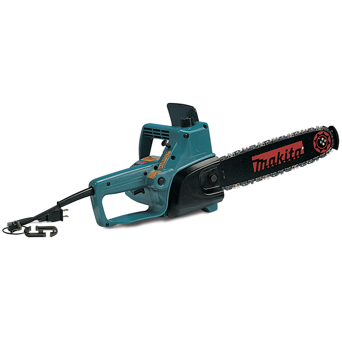 Electric Chain Saw Kit - 12 inch