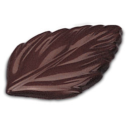 Leaf Design Chocolate Mold (#1) - 15 Forms