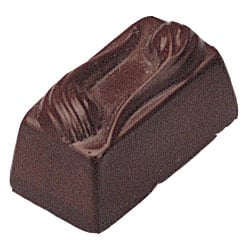 Bud Bar Design Chocolate Mold - 36 Forms