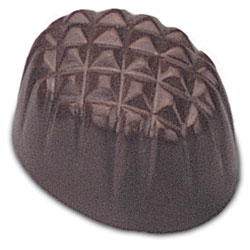 Pineapple Design Chocolate Mold - 24 Forms