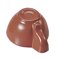 Coffee Cup Design Chocolate Mold - 32 Forms