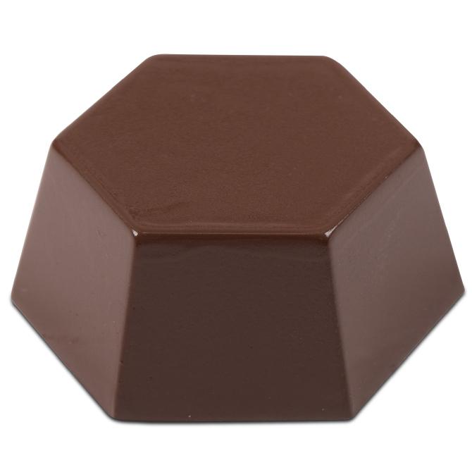 Hexagonal Cups Chocolate Mold Jbprince Com