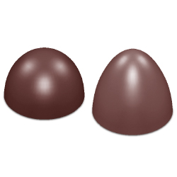 Two Halves Egg Chocolate Mold