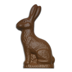 Sitting Rabbit Mold - 2 pc Mold