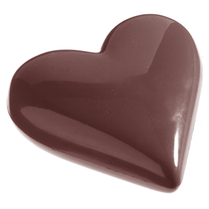 Heart chocolates molds