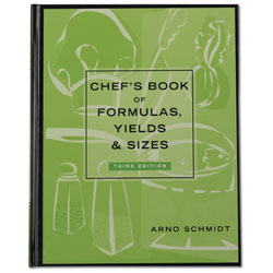 Chef's Book Of Formulas