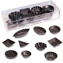 Box Of 50 Petit Four Molds