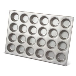 Standard Muffin Pan, 24 Forms