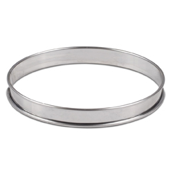 Flan Ring - 6.25 inch - Stainless Steel