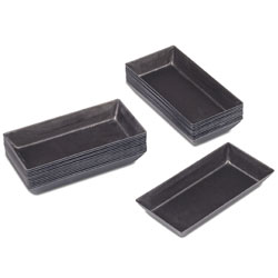 Non Stick Rectangular Molds