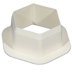 Cutter For 4oz Hexagonal Molds