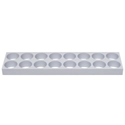 1.5oz. Round Molds & Tray