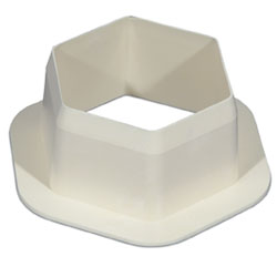 CUTTER FOR 1.5OZ HEXAGONAL