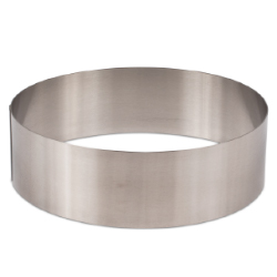 Tall Cake Ring - 10-inch Diameter x 3-inch Height