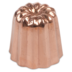 Cannele Mold 1.75-inches Diameter