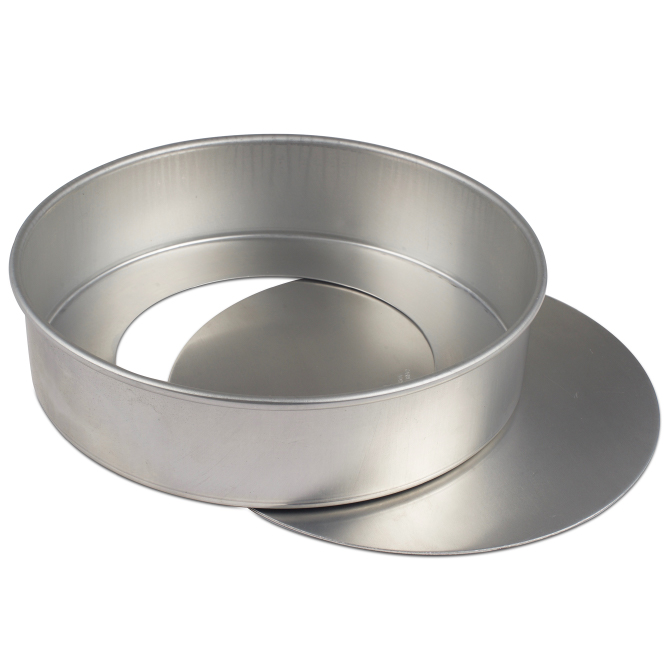 Removable Bottom Cake Pan 12 Quot Diameter X 3 Quot Height