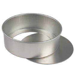 Removable Bottom Cake Pan 9 Quot Diameter X 3 Quot Height