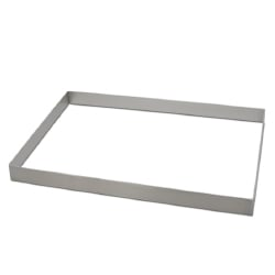 Sheet Pan Form - 1.5 inch sides