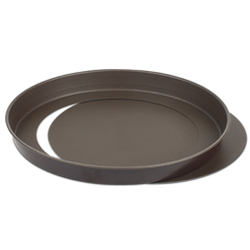 Removable Bottom Tart Mold 9.5 inch Non-Stick