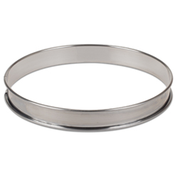 Deep Tart Ring - 8 inch diameter