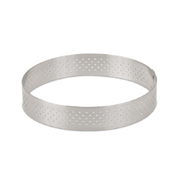 Valrhona Perforated Ring - 4.78 inch