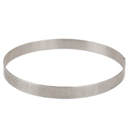 Valrhona Perforated Ring - 8.07 inch