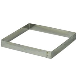 Square Ring Mold 28cm (11 inch x 3/4 inch)