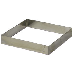 Square Ring Mold 20cm (8 inch x 3/4 inch)