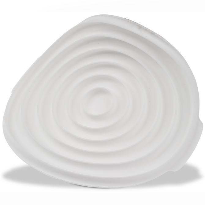 Silicone Round Insert Decor Mold