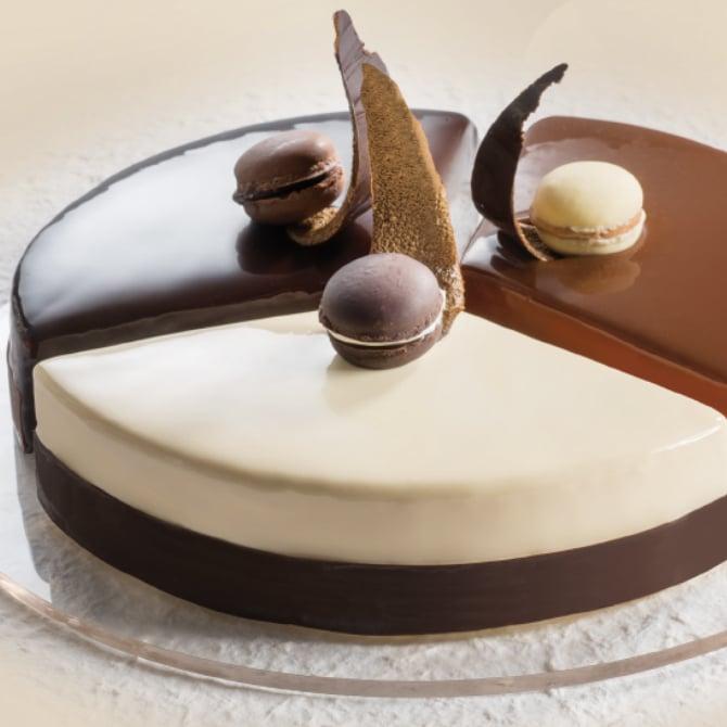 Cake Ideas Trilogy Mold 3 Pieces Jbprince Com