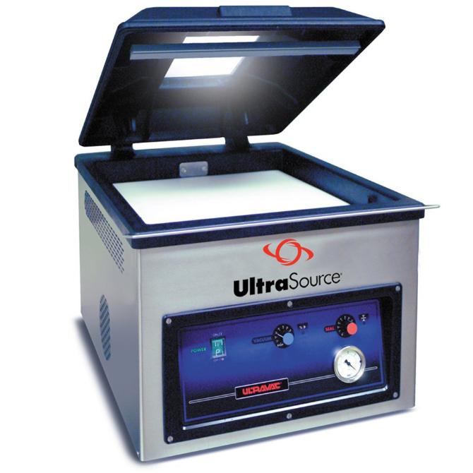 ultravac 225 vacuum packaging machine