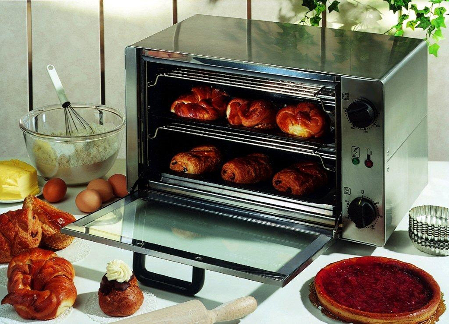 Cooking In Countertop Convection Oven : Countertop Convection Oven