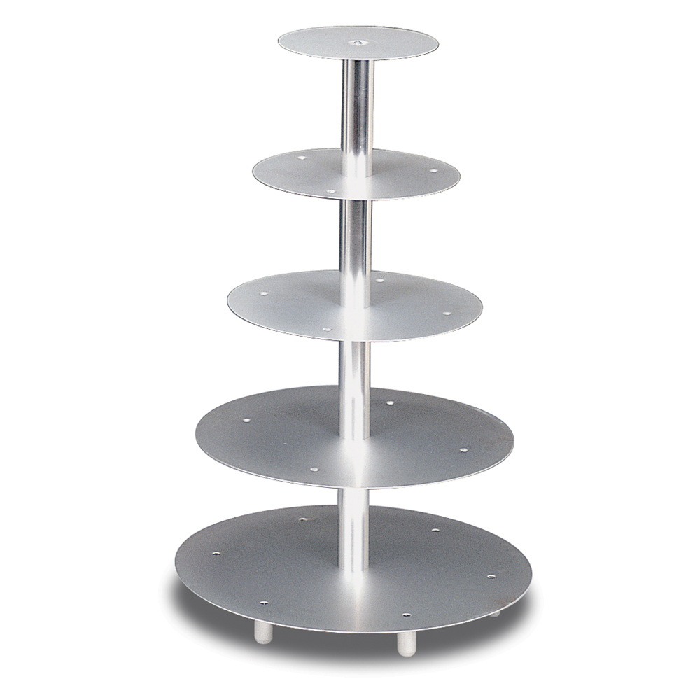 Cake stands come in many different styles and materials. They can be made from classic polishes like marble, rustic galvanized iron, whitewashed mango wood, and vintage silver finish. Use tiered cake stands to display cakes, donuts, cookies, brownies, and .