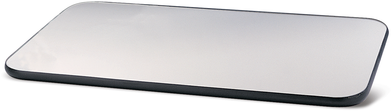 Rectangle Mirror Display Tray 18 X 36 Inches