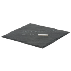 Slate Serving Piece - 12 x 12 inch