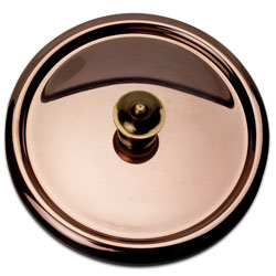 Lid For R247 Pan - Copper