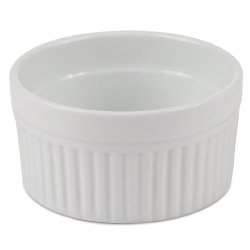 China Ramekin 3.75 inch diam x 2 high