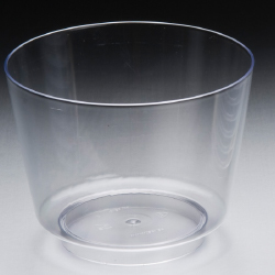 Cocktail Glass Clear Plastic 35Pk