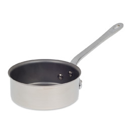 Small Stainless St.Saute Pan 3.5