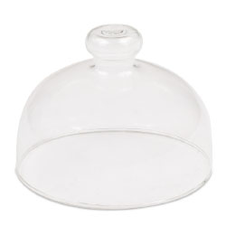 Mini Glass Cloche - 3.35 inch