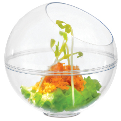 Comatec Open Face Sphere. 10 ounce, 4.5 inch