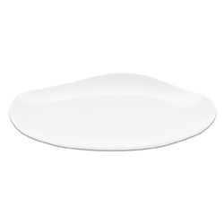 Wave Oval Plate